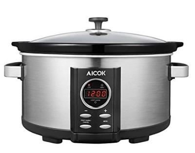 Slow Cooker Vergleich Aicok