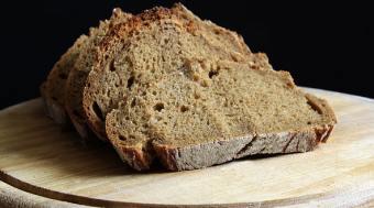 Brot aus dem Brotbackautomat