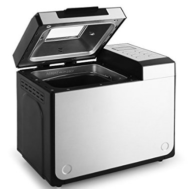 Brotbackautomat Klarstein Test 2