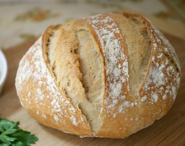 Brotbackautomat frisches Brot