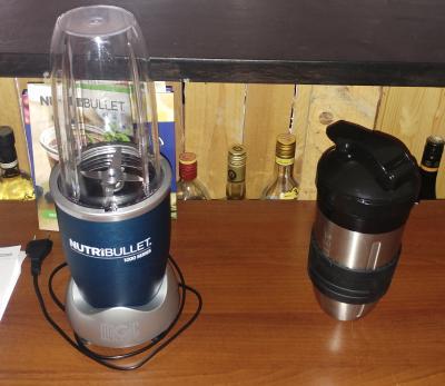 Nutri Bullet Smoothie Mixer