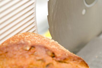 Allesschneider oder Brotschneidemaschine