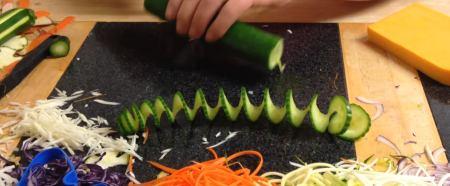 Gemuese Spiralschneider