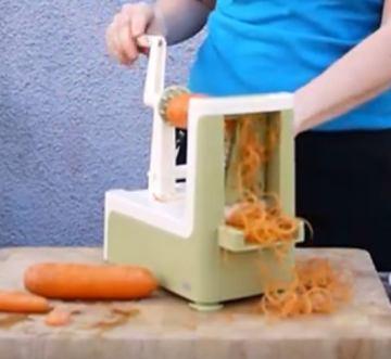 Spirali Lurch Karotten