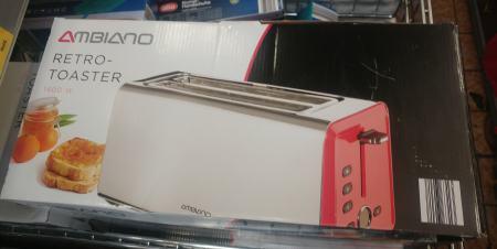 Ambiano Toaster Aldi