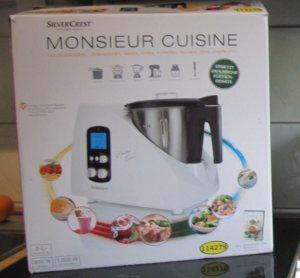 Monsieur Cuisine Silvercrest Lidl