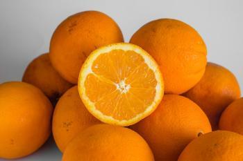 Orangen fuer Saft