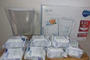 Brita Wasserfilter Test