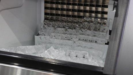 Industrielle Eiswuerfelmaschine Gastronomie
