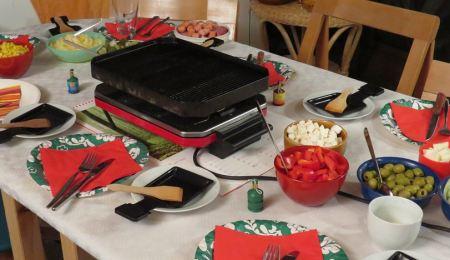 Raclette Grill Bestenliste