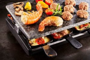 bester Raclette Grill Test