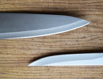 Kochmesser Klinge Stahl