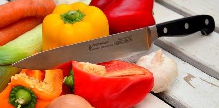 Messerset Kochmesser Gemüse