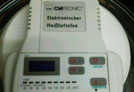 Clatronic Halogenofen