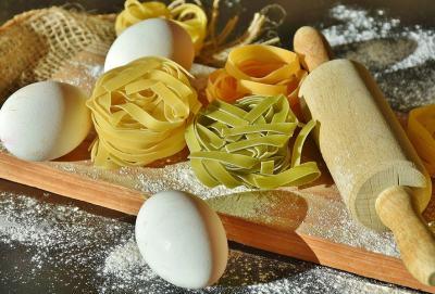 Pasta Rezept Nudelteig