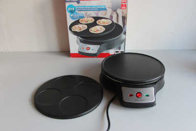 Crepes Maker Testsieger