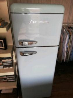 Retro-Kühlschrank Vergleich