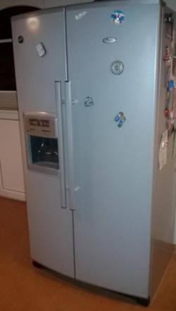 Side-by-Side Kühlschrank Test