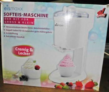 Softeismaschine Eismaxx