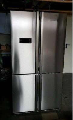 French-Door-Kühlschrank Vergleich