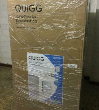 Quigg Aldi Kühlschrank Test