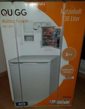 Quigg Aldi Nord Kühlschrank Test