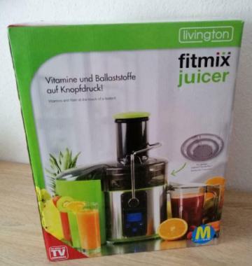 fitmix juicer test