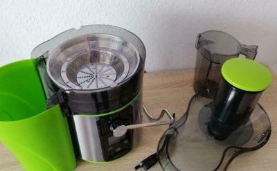 test fitmix juicer