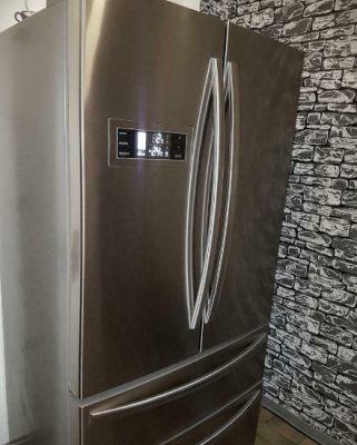 French-Door-Kühlschrank Test & Vergleich 2019